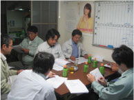 新規入場者教育・安全衛生協議会