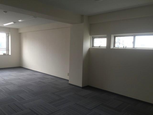 杉本ビル6A 改修工事完了のお知らせ
