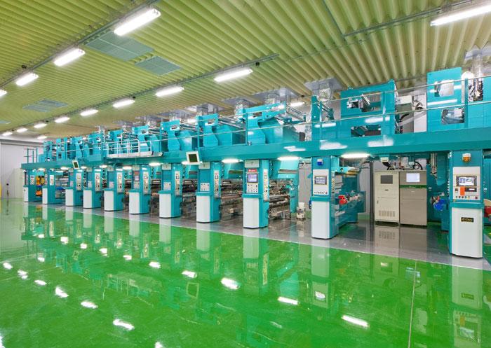 (株)KKI印刷工場