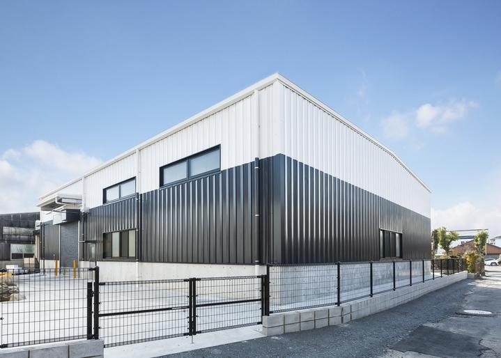 ナカモ株式会社 清須本社工場 増築工事