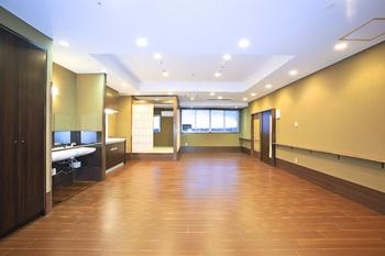 各階 食堂・機能訓練室