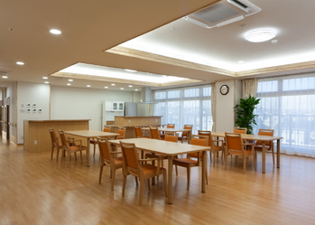 食堂・機能訓練室