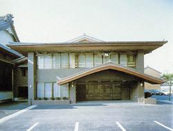 正雲寺礼拝堂