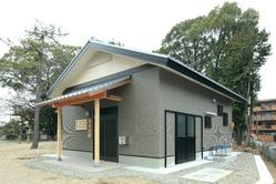 神明社 社務所