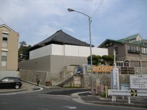 H保育園 擁壁改修工事
