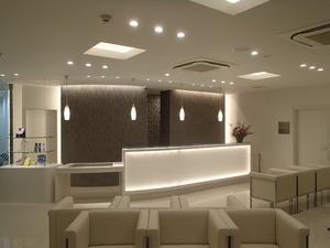 歯科の内装改修工事