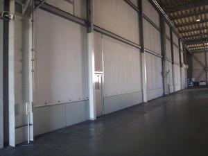 A工場間仕切壁改修工事