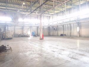 A工場中間棚設置工事