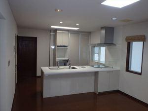 N様邸 キッチン・リフォーム改修工事
